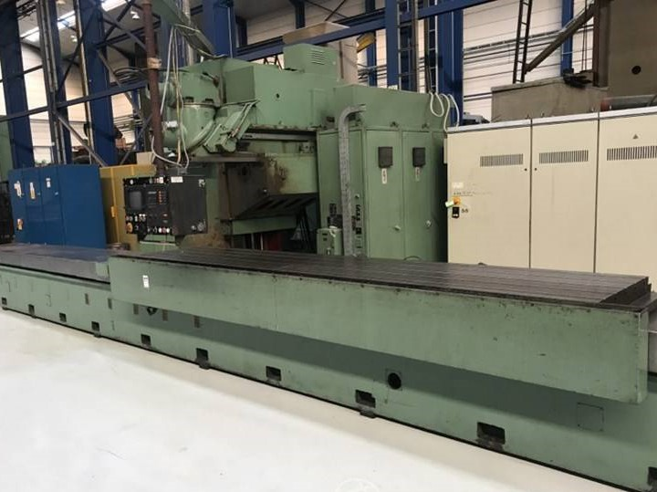 MILLER TABLE FSS 80/4000 NCP