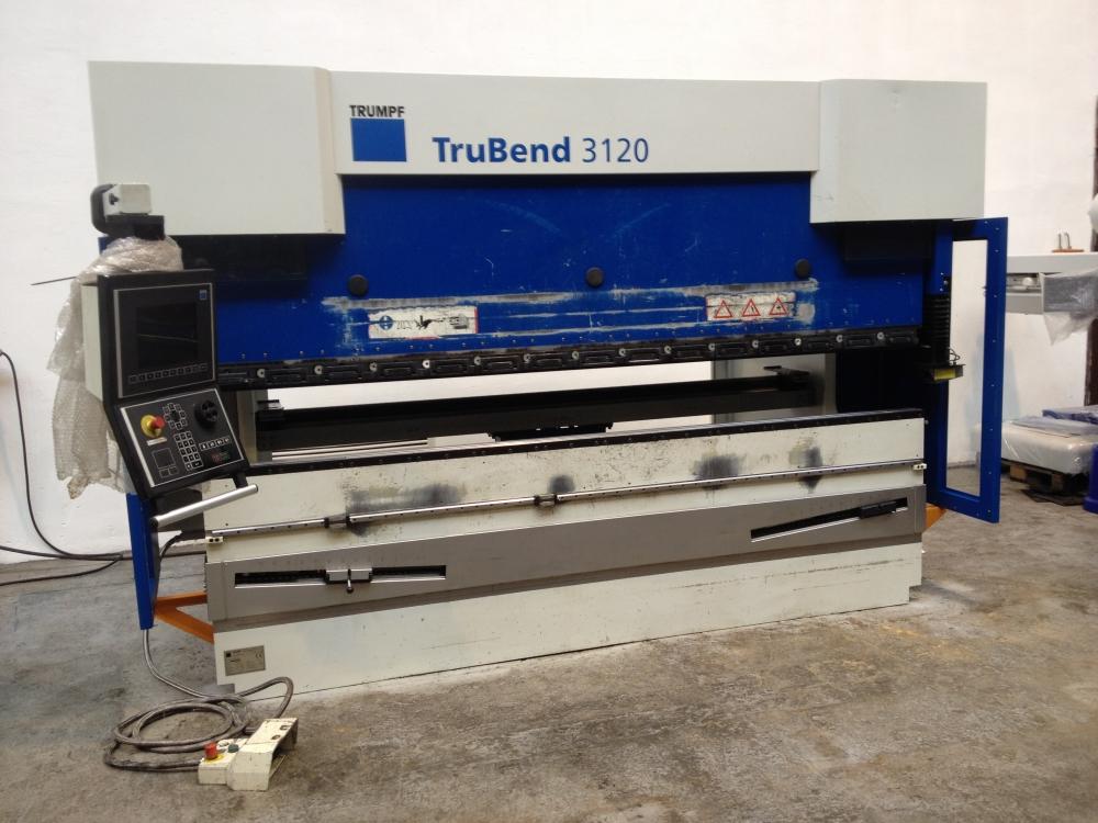 LIS OHRAŇOVACÍ TruBend 3120 CNC
