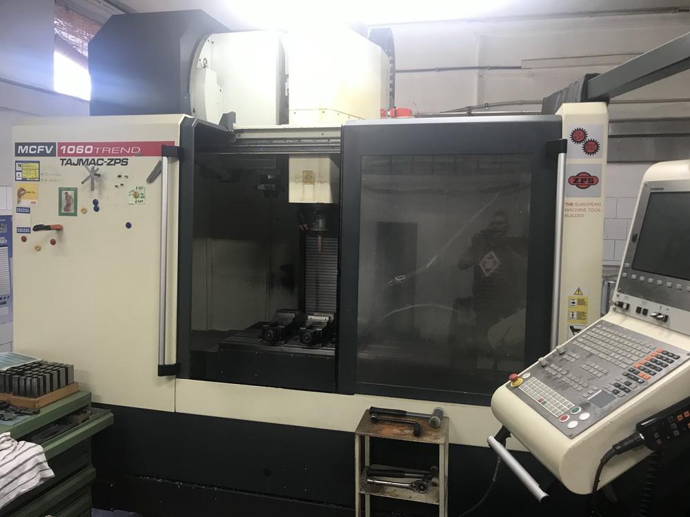 OBRÁBĚCÍ CENTRUM MCFV 1060 TREND