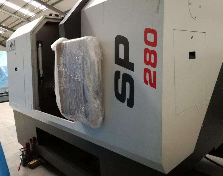 SOUSTRUH CNC SP 280 SY A6