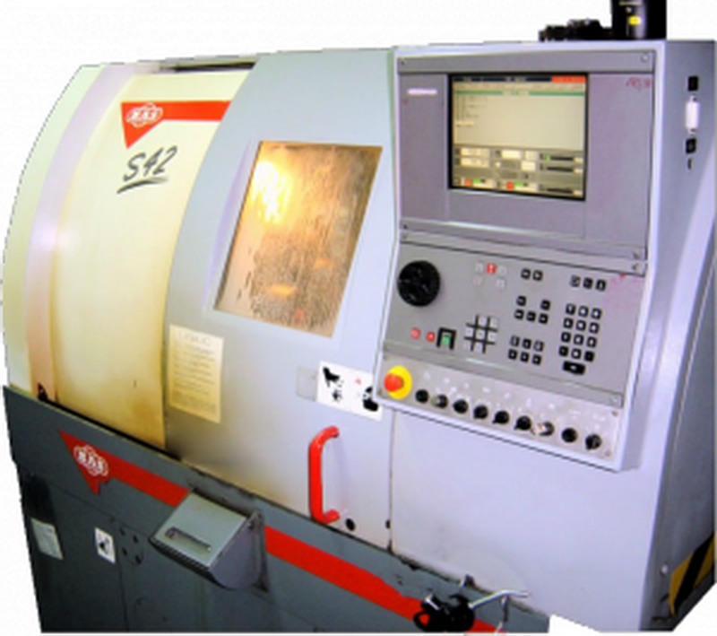 SOUSTRUH CNC S 42 CNC