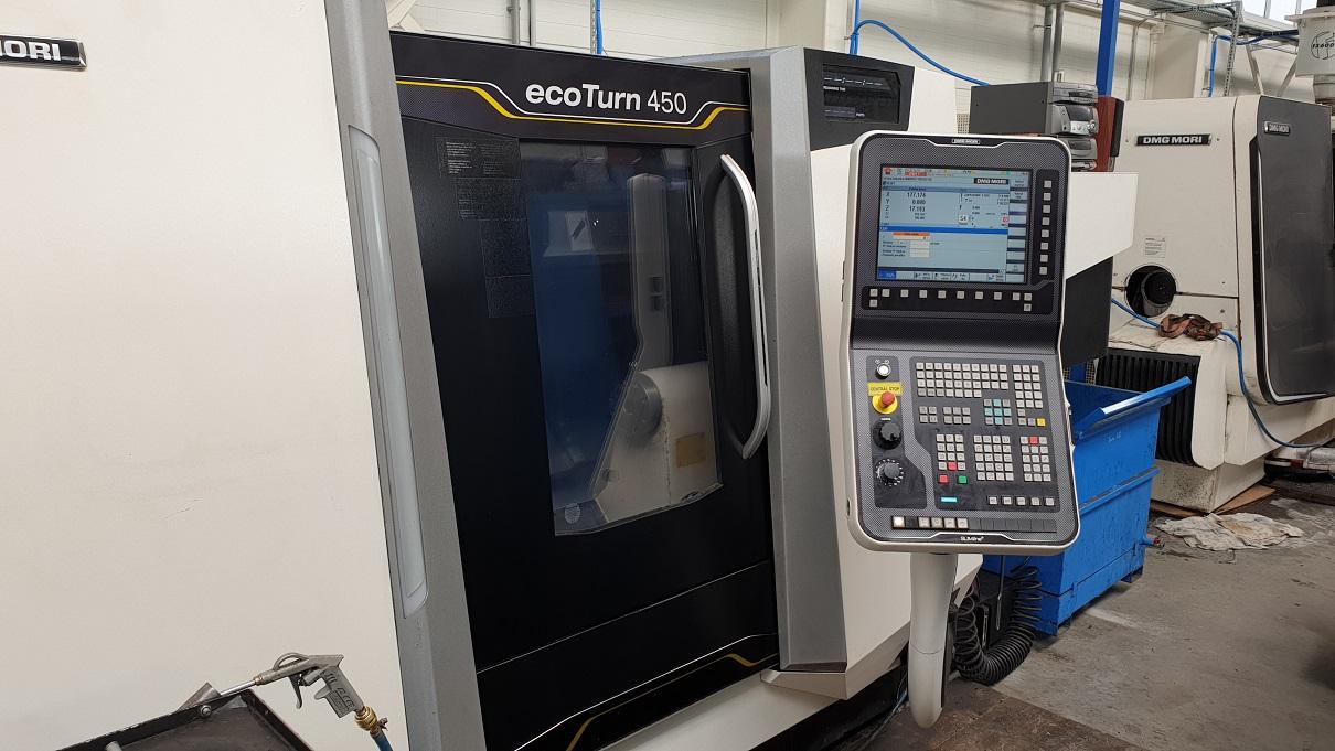 SOUSTRUH CNC ecoTurn 450