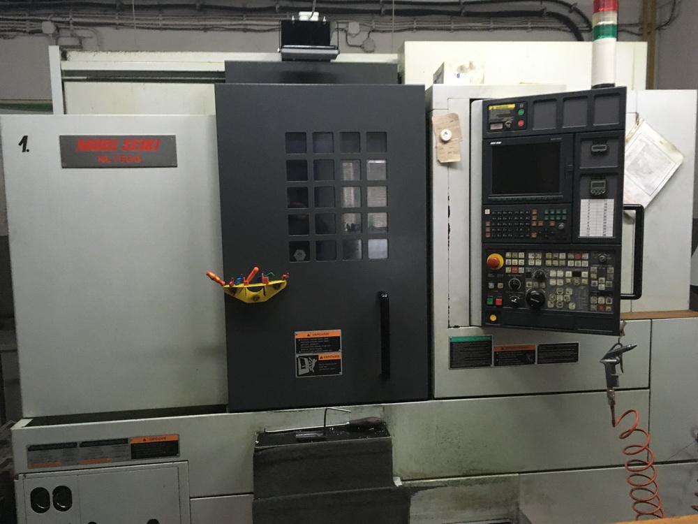 SOUSTRUH CNC NL 1500 SY/500 - 5 os